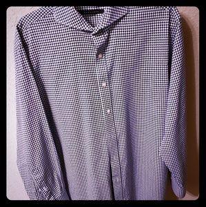 Sean John Men's Dress Shirt w/ Distinctive Collar